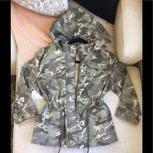 Camo Surplus Jacket